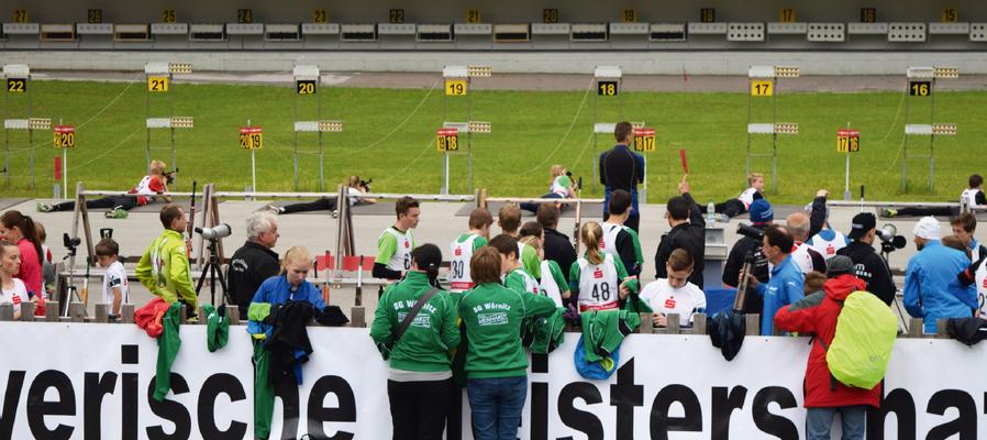 Bayrische Meisterschaft 2016 Ruhpolding