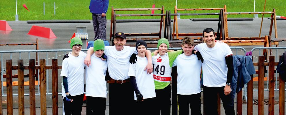 Bayrische Meisterschaft 2014 Ruhpolding