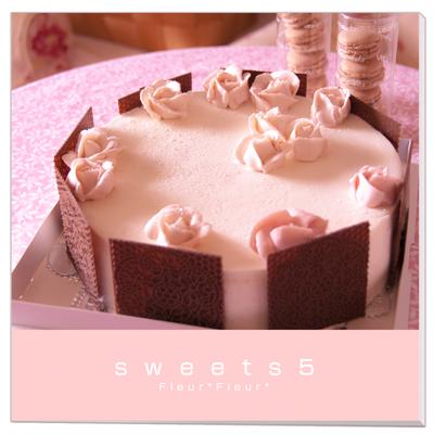 photobook, sweets 5, Fleur*Fleur*, fleurfleur