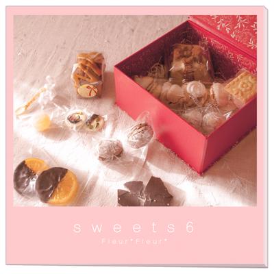 photobook, sweets 6, Fleur*Fleur*, fleurfleur
