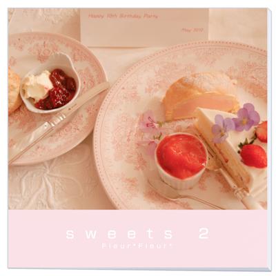 photobook, sweets 2, Fleur*Fleur*, fleurfleur