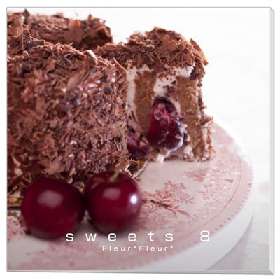 photobook, sweets 8, Fleur*Fleur*, fleurfleur