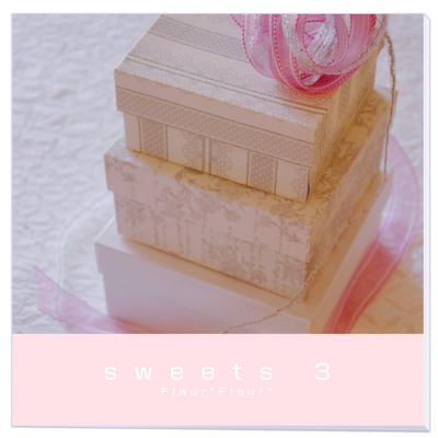 photobook, sweets 3, Fleur*Fleur*, fleurfleur