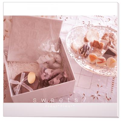 photobook, sweets 7, Fleur*Fleur*, fleurfleur