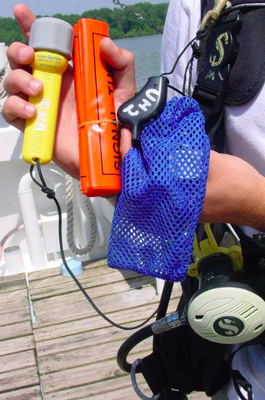 Safety Dive Equipment on the dive platform, ©Underseahunter Group