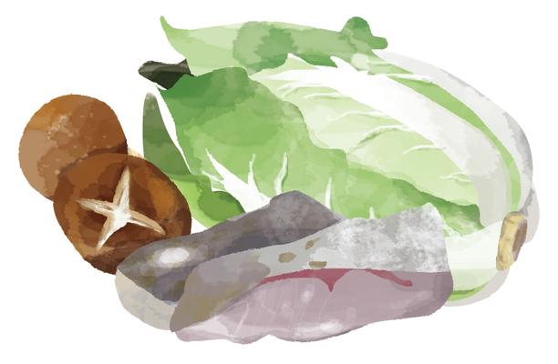 鍋の具 イラスト