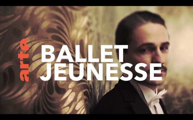 Ballet Jeunesse mit Dimitrij Schaad als Sergei Djagilew