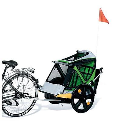 **Remolque B-Taxi para Niño Gris/Verde BELLELLI $9,240 MXN RMQITL0003