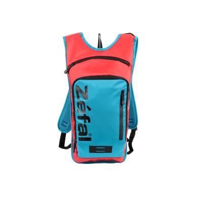 --Mochila de Hidratacion ZEFAL Montaña Z HYDRO L Capacidad 3L + Bolsa de Agua 2L Rojo/Azul 7062A $1,625 MXN MOCZEF0007