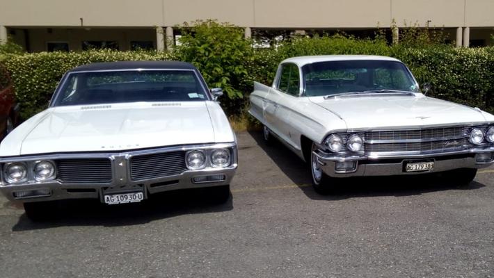 Buick & Cadillac hubers-oldtimerfahrten.jimdo.com
