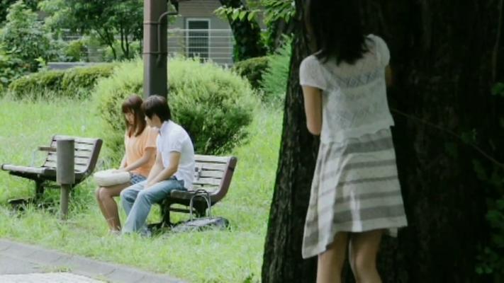 Yurika belauscht Aina und ihren Boyfriend