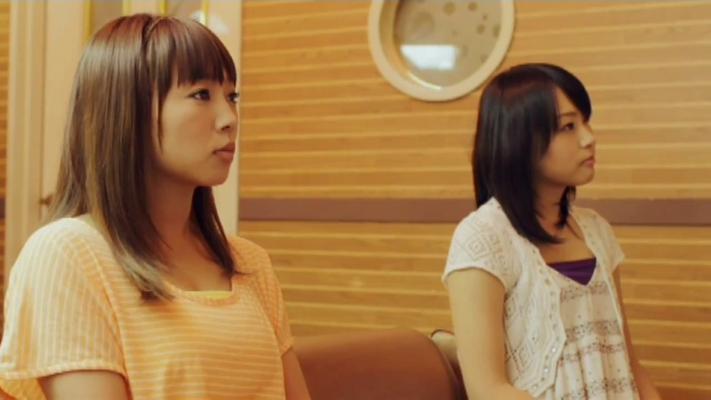 --- sogar zwischen den beiden besten Freundinnen, da Yurika das Geheimnis für sich behalten hat, herrscht Funkstille
