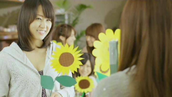 Yurika ist froh das es Aina wieder besser geht