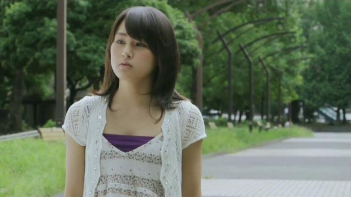 Yurika findet das es nicht gut, wenn Aina jetzt allein ist