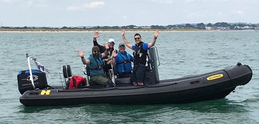 RYA Powerboat Level 2 Course ©www.marine-education.co.uk