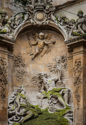 Detail in Rouen