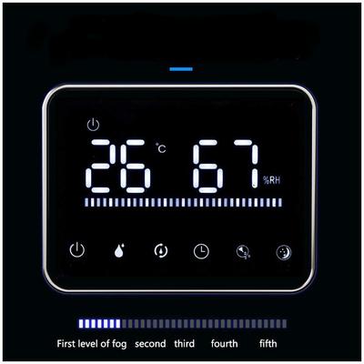 UltraSonic WYH02 Display