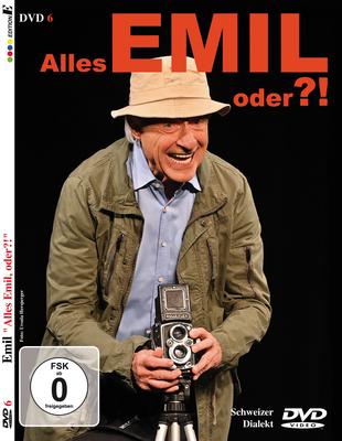 """DVD 6 """"Alles Emil, oder?!"""""""