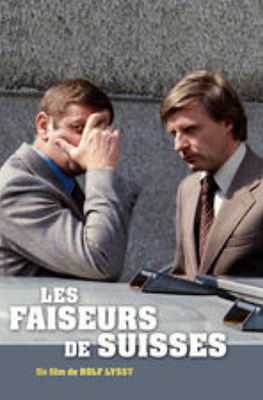 DVD Faiseurs de Suisses