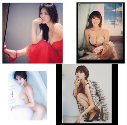 光文社 わちみなみ(ホリプロ)2nd写真集『WM』 ヘアメイク高野雄一