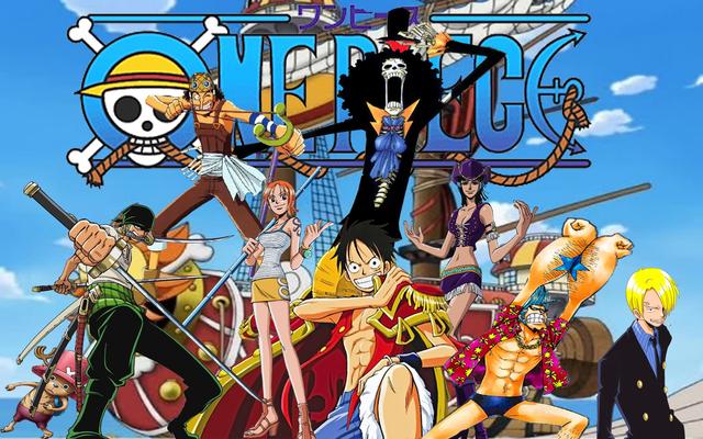 One Piece (72 épisodes + 4 films) / MCM