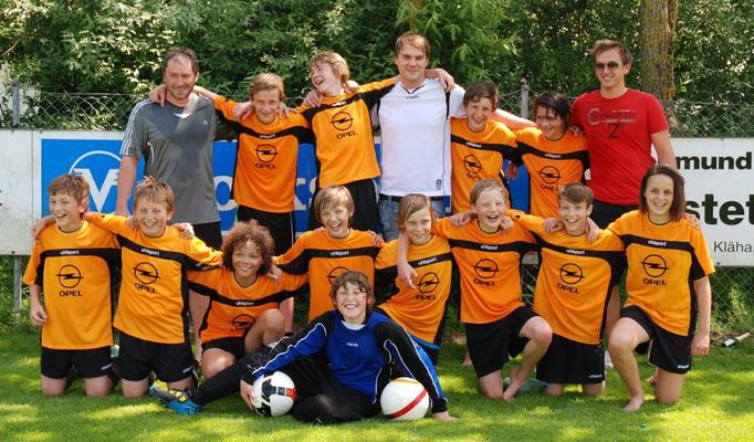 D-Jugend Meisterschaft 2010/2011