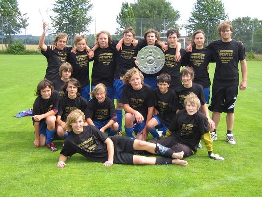 C-Jugend Meisterschaft 2006/2007