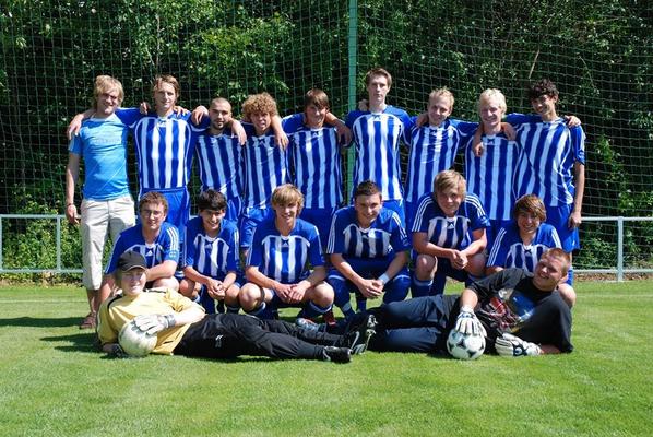A-Jugend Meisterschaft 2008/2009