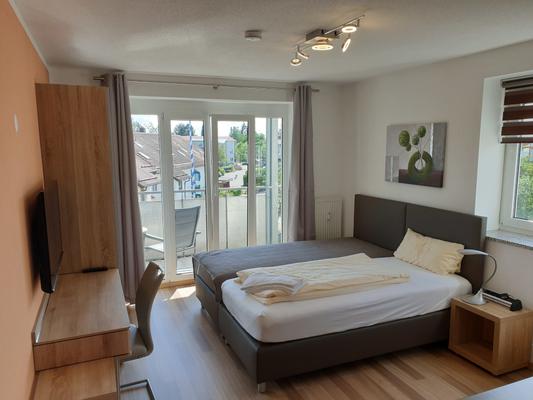 2-Bett-Apartment bei Elodie Serviced Apartments in Vaterstetten