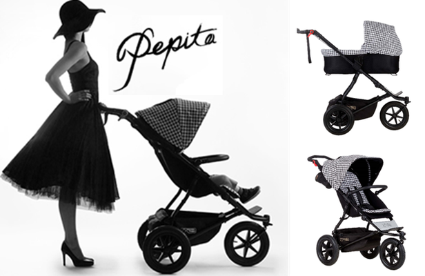 "mountain buggy ""Urban Jungle"" Luxury Edition 2015: Pepita"