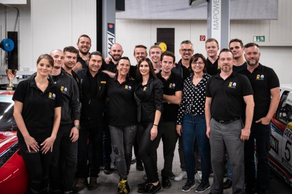 Das Team der SCUDERIA GT