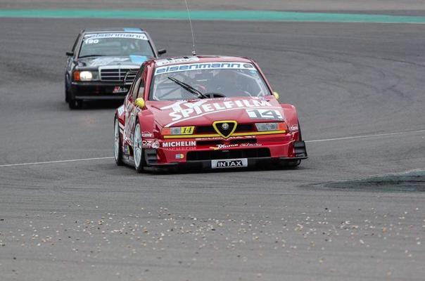 Alfa 155 Ti V6 ITC am Nürburgring