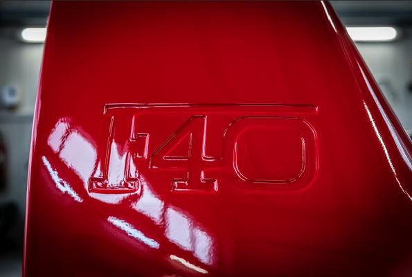15 Jahre SCUDERIA GT: F40