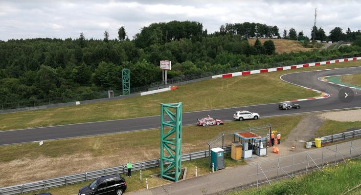 Alfa 155 Ti V6 ITC Nürburgring