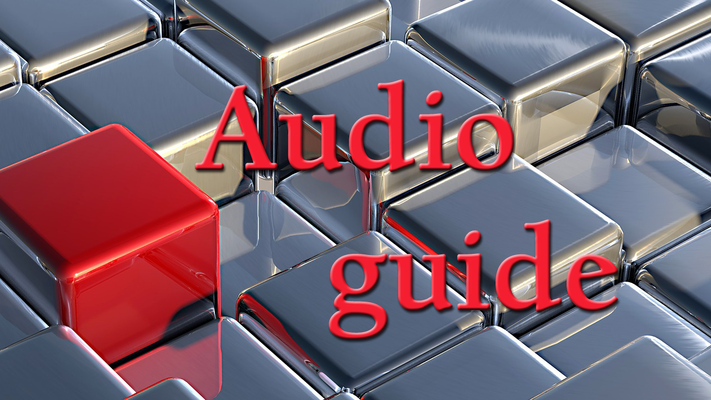 Voix off audio guide