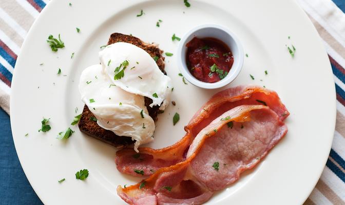 Hillside Lodge - Clifden, Connemara, Galway County, Ireland - Breakfast