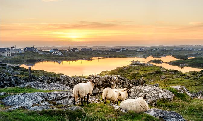 Hillside Lodge - Clifden, Connemara, Galway County, Ireland - Explore the area