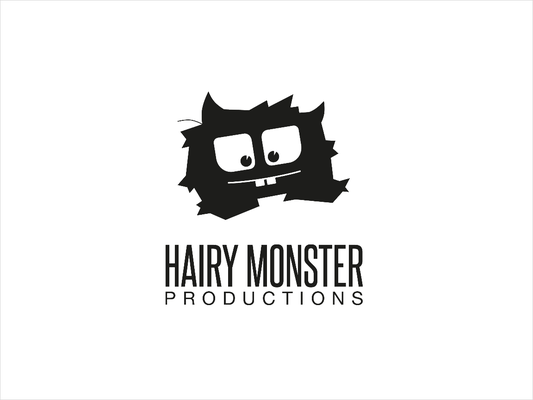 Diseño logotipo HMP (Hairy Monster Productions)