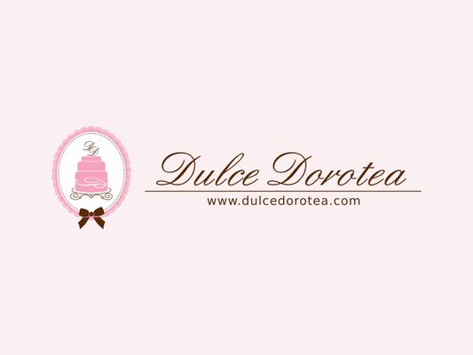 Diseño de logotipo de Dulce Dorotea