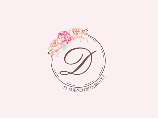 Diseño de Logotipo de El Sueño de Dorotea