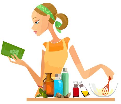 Faire ses cosmétiques maison aux huiles essentielles: crèmes, shampooings, masques, baumes...