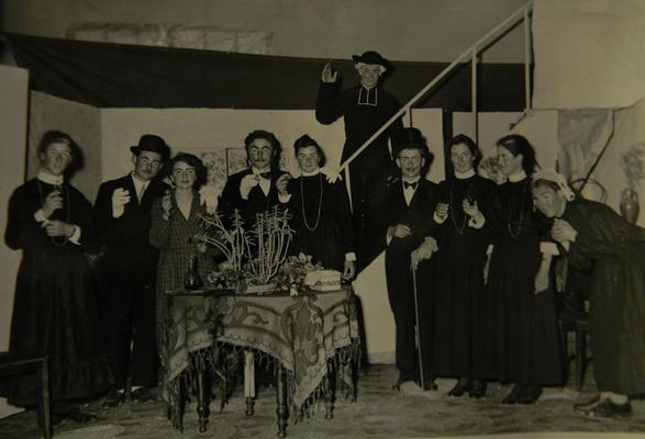 Théâtre - Année 1955