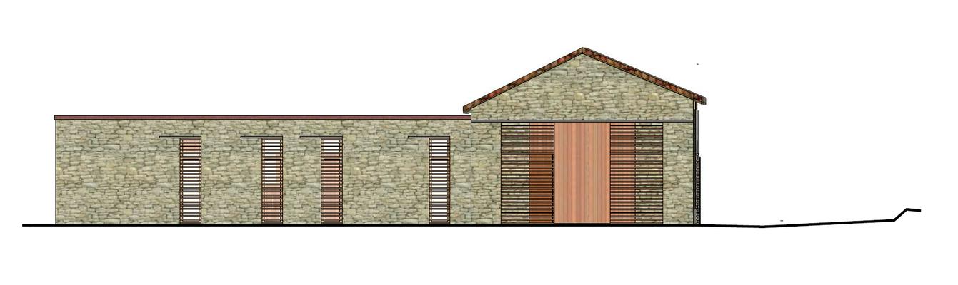 projet rénovation Quercy Lot