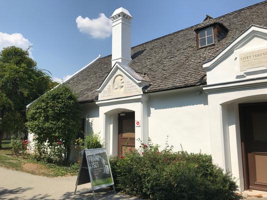 Geburtshaus des Komponisten Franz Liszt