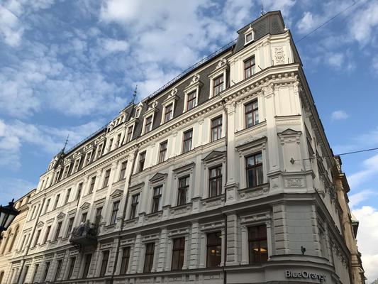 Rigas Hausfassaden im Jugendstil