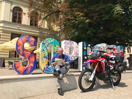 Das barocke Sopron liegt an der Nahtstelle zwischen Österreich und Ungarn