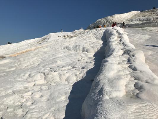 Pamukkale: Der schönste weiße Fleck der Türkei