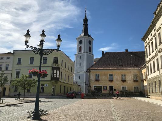 Rynek von Králíky