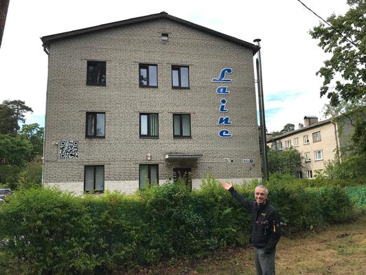 Guesthouse Laine in Narva-Jõesuu