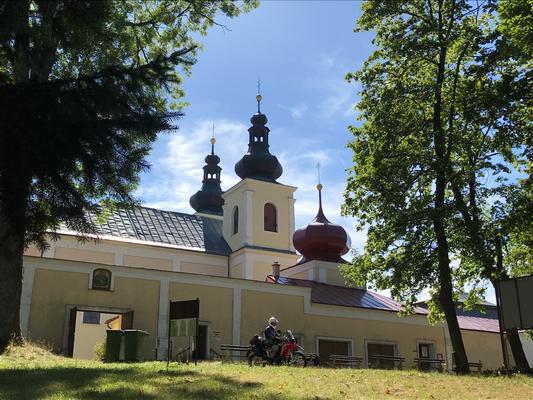 Wallfahrtskloster Lipka bei Králíky
